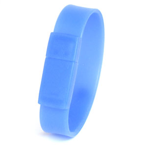 Glow Wristband V3 - Promotional USB Flash Drive