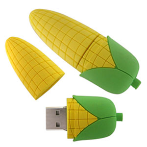 Promotional USB Flash Drive - Custom Shapes Style Grocery