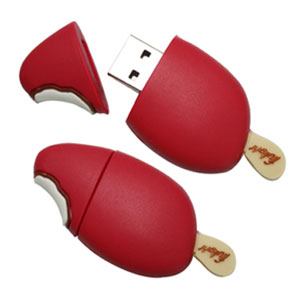 Custom Shapes Style Grocery V2 - Promotional USB Flash Drive