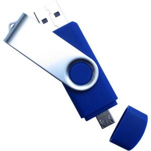 Mobile 360 V2 - Promotional USB Flash Drive