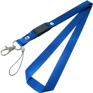 Promotional USB Flash Drive - Slim Lanyard