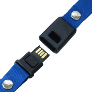 Slim Lanyard V2 - Promotional USB Flash Drive