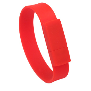 USB Wristband V2 - Promotional USB Flash Drive