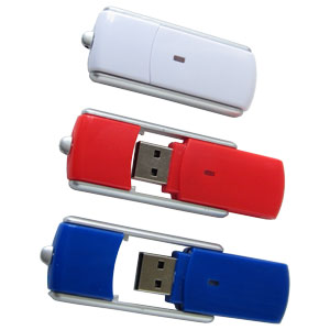 USB Slider V3 - Promotional USB Flash Drive