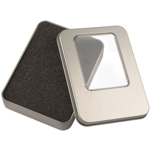 Promotional USB Flash Drive - Metal boxes