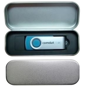 Metal boxes V3 - Promotional USB Flash Drive